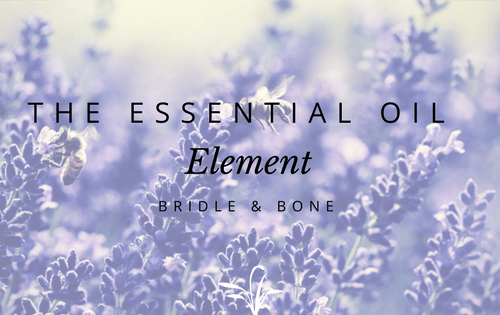 The Essential Oil Element