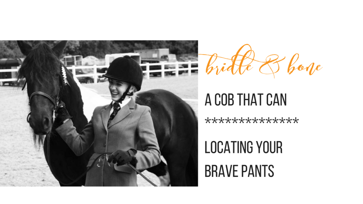 Guest Post: Locating Your Brave Pants