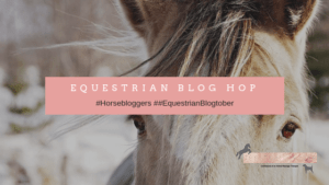 Equestrian BLOGTOBER