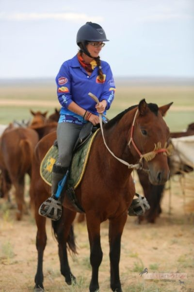 Heather Wallace Official Photographer The Gobi Desert Cup