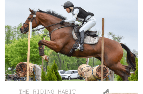 The Riding Habit- The Timid RIder