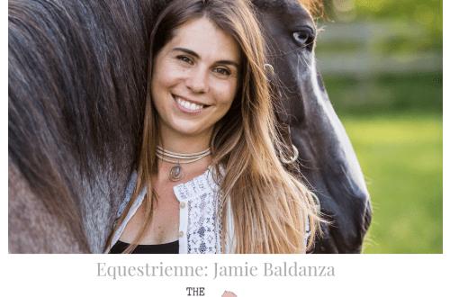 Equestrienne: Jamie Baldanza