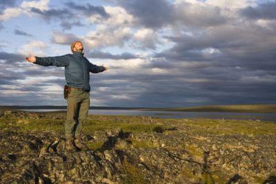 Tundra moment