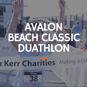 tim kerr charities avalon beach classic duathlon