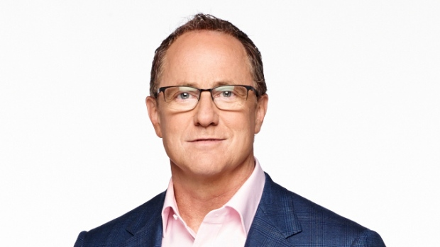 Kevin Newman, Correspondent and Host, CTV News Network Image from CTV publicity files.