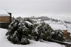 Ighil Bougueni - Neige au village 2011 (8) - Salem Mezaib