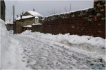 Ighil Bougueni - Neige au village en 2011 (2) - Salem Mezaib