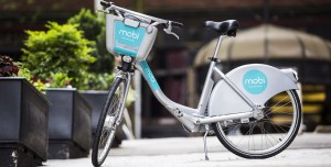 One of the positive local changes in response to the growing climate crisis is the Mobi bikeshare program, currently rolling out in Vancouver.