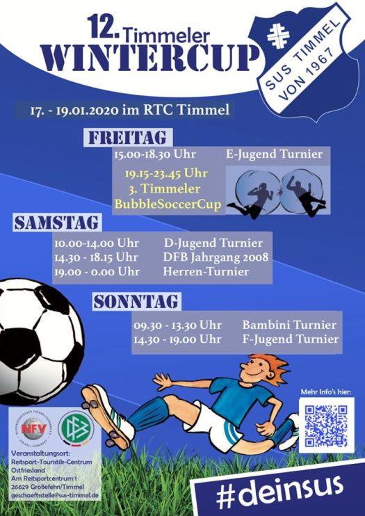SUS Timmel Wintercup 2020