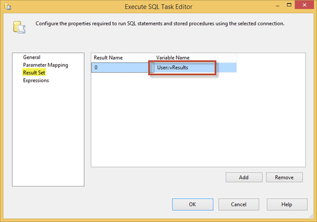 Using the SSIS Object Variable as a Data Flow Source - Tim Mitchell