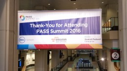 PASS Keynote Day 2