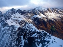 Cuillin Ridge, Skye