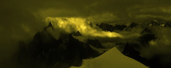 Moody Midi Plan Ridge after bad weather