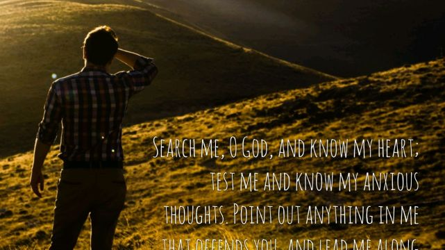 Where Is God Leading Me