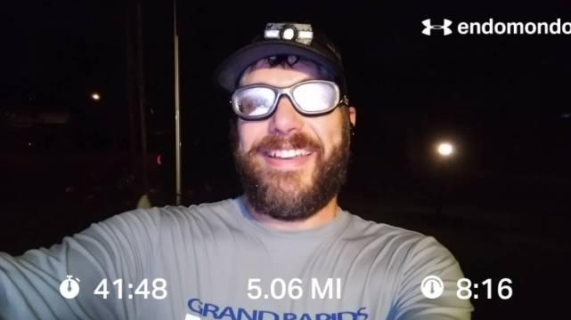 Cold And Wet Fall 5 Miles