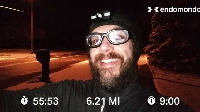 A 10K To Kick Off The Week