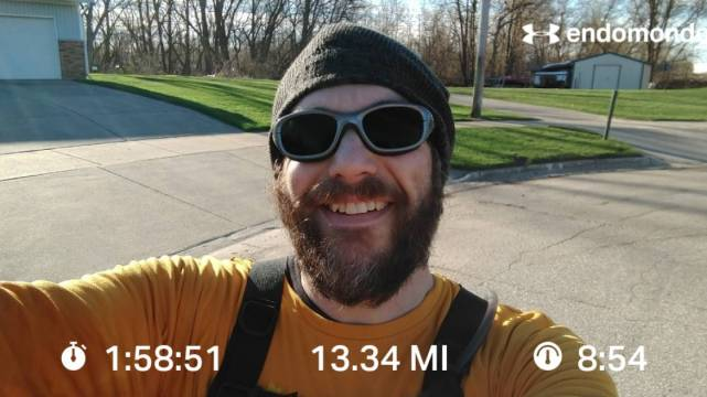 Tackling The Saturday Morning Training Run