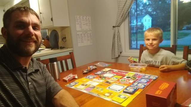 Boys Night, Pizza Ranch and Pokemon