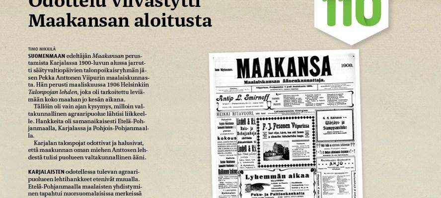 Suomenmaa, Timo Mikkilä