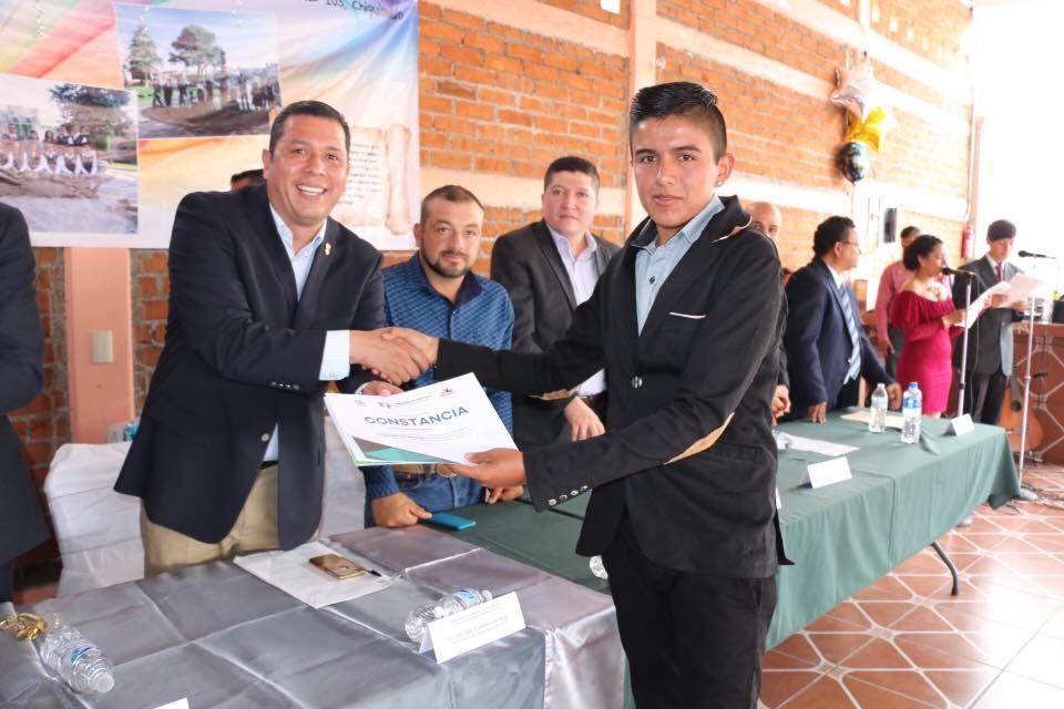 Telebachillerato, por llevar educación de calidad a comunidades marginadas