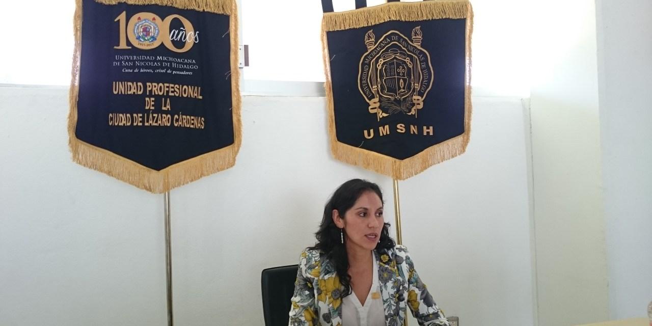 Inicia la nueva Licenciatura en Mercadotecnia en La Unidad Profesional de la ciudad de Lázaro Cárdenas, de la UMSNH