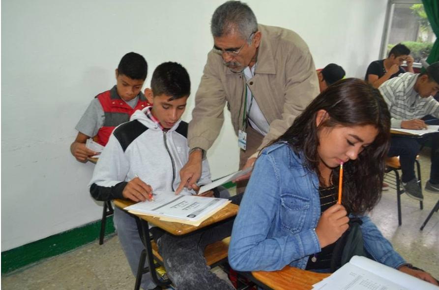 Más de 4 mil jóvenes realizaron examen de admisión al Conalep Michoacán