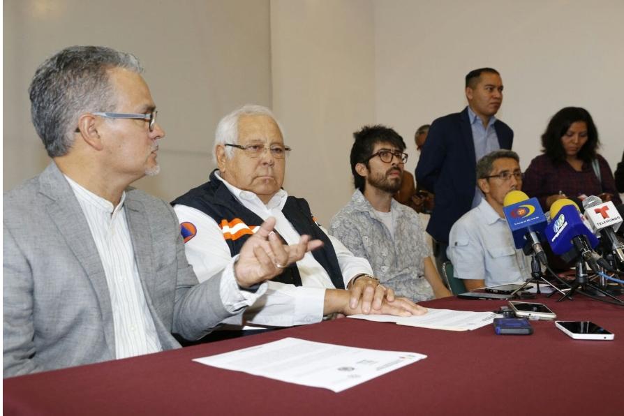 Fenómeno en Venustiano Carranza no dará origen a volcán ni representa peligro para la población: PC y especialistas