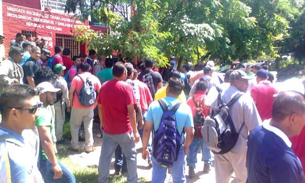 Asamblea Disciplinaria de la Sección 274 ratificar o anular acuerdos de asamblea sindical