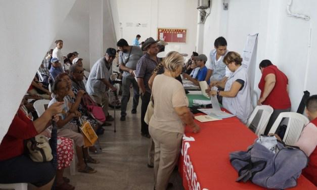 Julio 20 y 21 re-afiliación al Seguro Popular