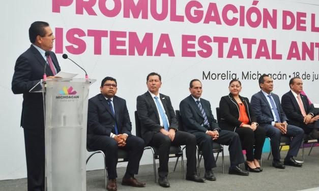 En Michoacán, se refrenda el compromiso con la transparencia y la rendición de cuentas: Silvia Estrada