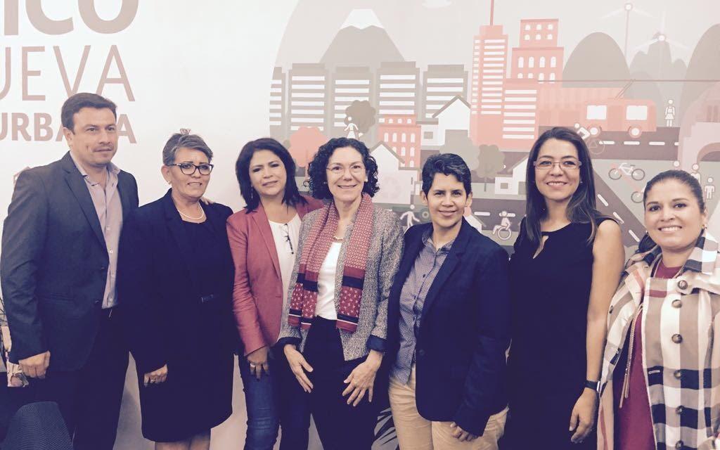 Seimujer sumará propuestas del BID al programa operativo de las dos Ciudad de las Mujeres