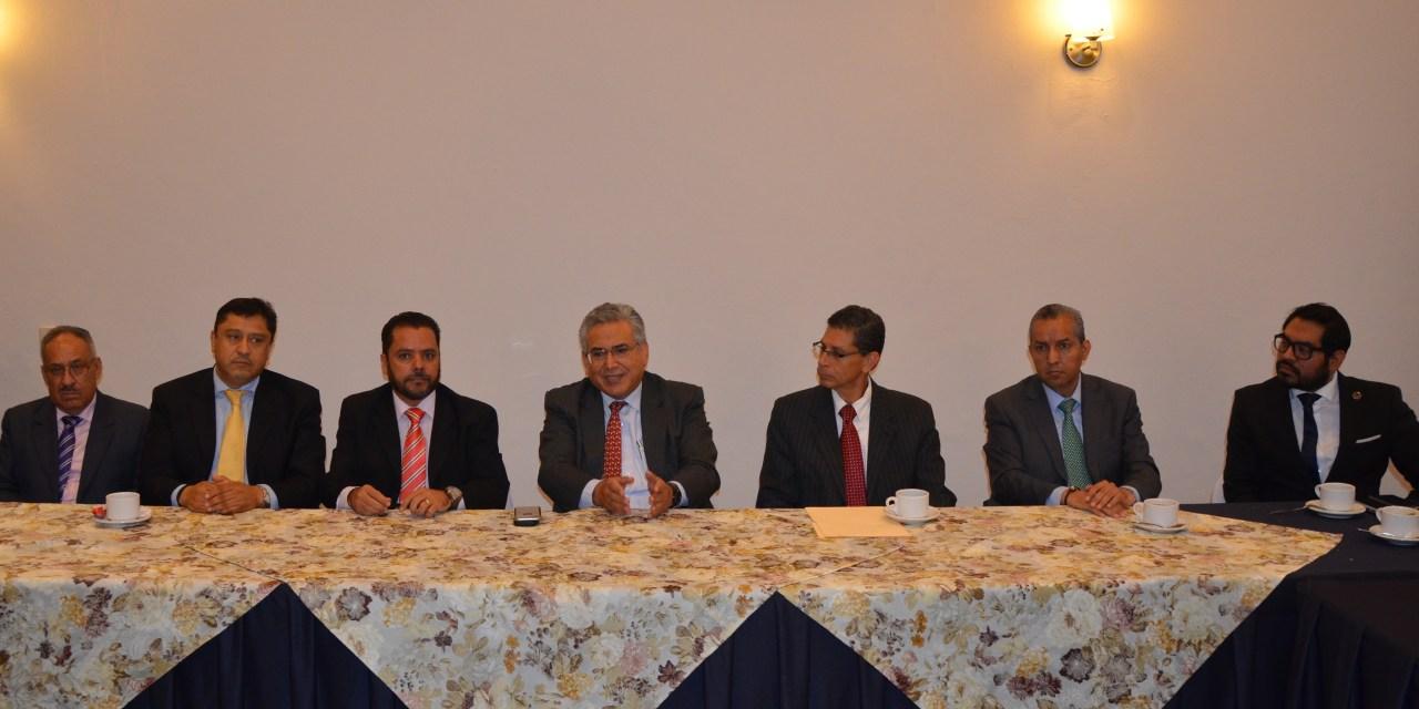 Consejo del Poder Judicial se reúne con Asociación de Abogados de Pátzcuaro