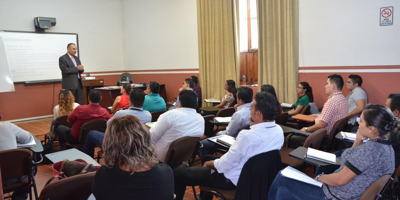 Comunicado de prensa Poder Judicial de Michoacán intensifica la capacitación de servidores públicos