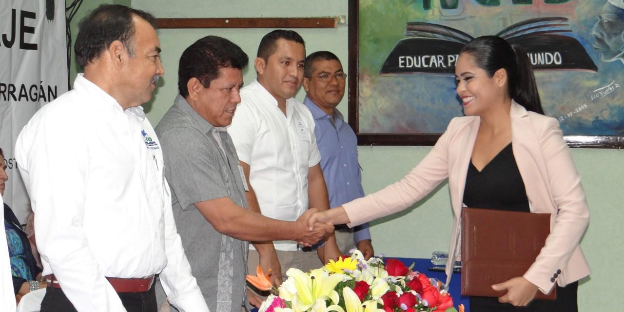 Alcalde apadrina a 20 nuevos Maestrantes del IMCED