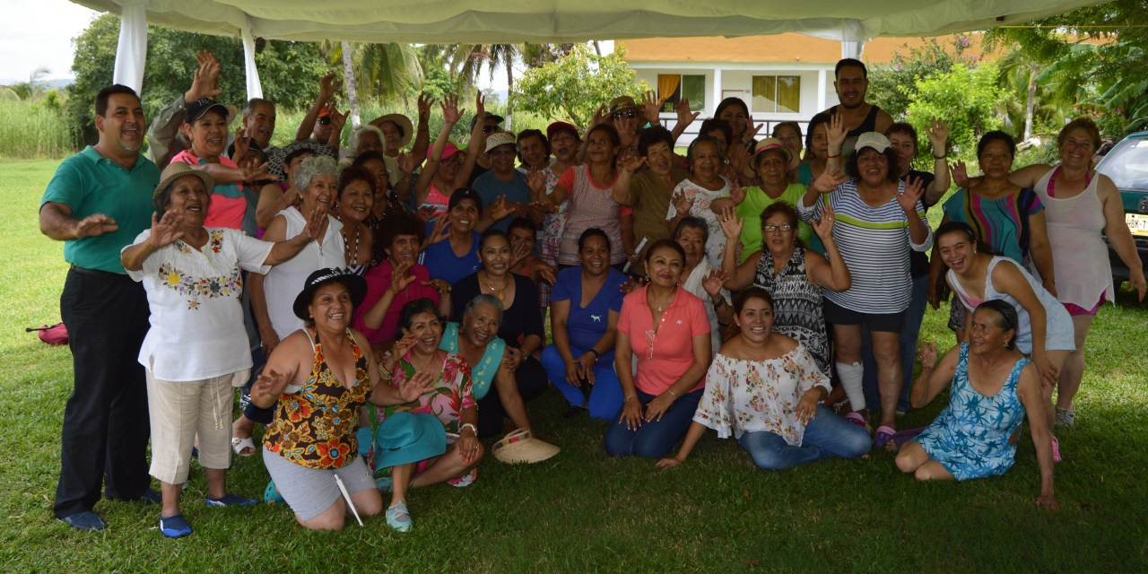 Agradece Lupita Chan visita de adultos de Pátzcuaro