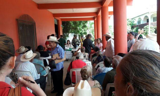 Programa 65 y Más toca este lunes a beneficiarios de Chuquiapan y LZC
