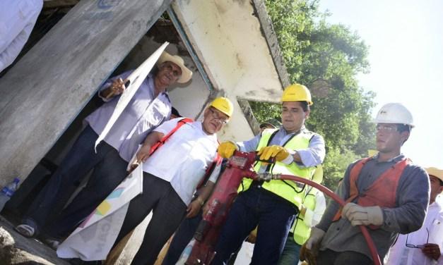 Más de mil mdp en acciones para Huetamo: Silvano Aureoles