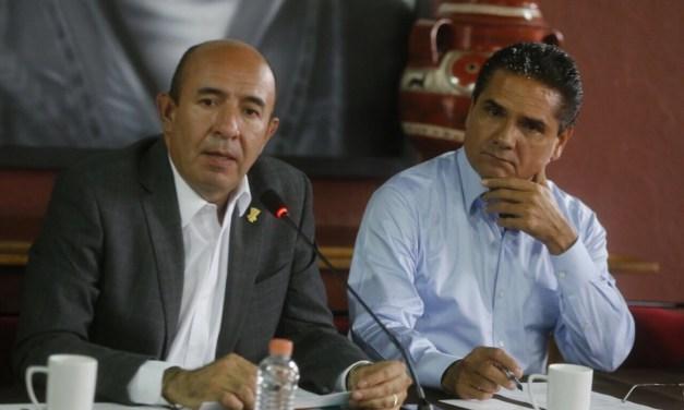 Sostiene Gobernador reunión con integrantes de la CNTE