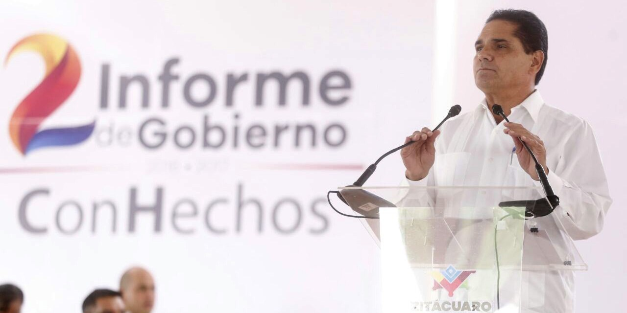 Con una inversión histórica de 932 mdp, transformamos a Zitácuaro: Silvano Aureoles