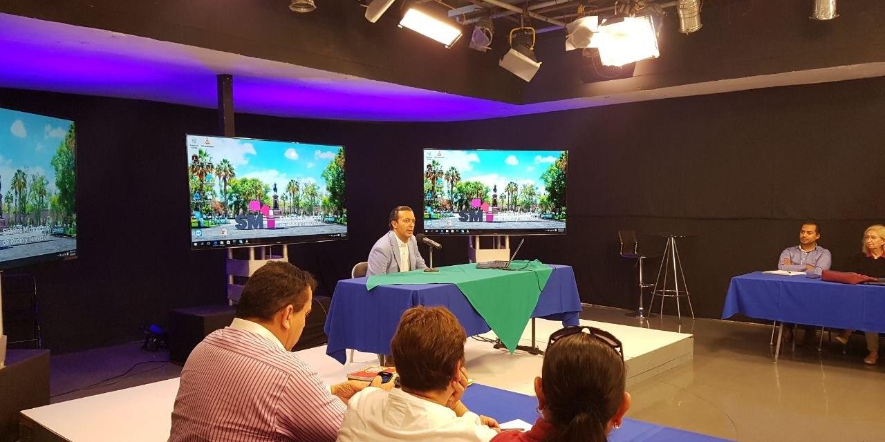 Se suma periodista José Luis Arévalo a diplomado de CGCS