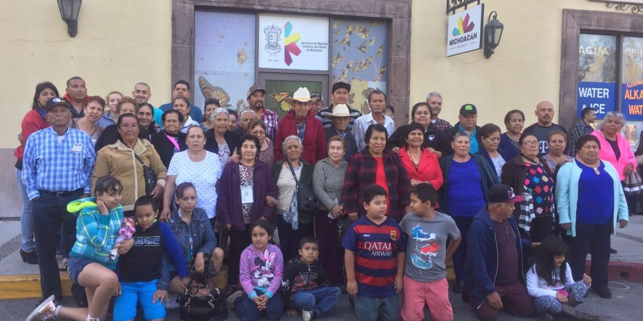 En seis meses, Palomas Mensajeras ha reunido a más de 500 familias binacionales: Semigrante