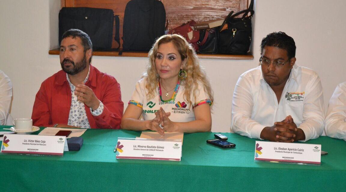 Michoacán, sede del Tercer Encuentro de Alumnos de Origen Indígena del Sistema Conalep