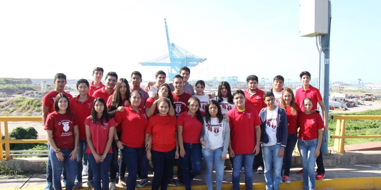 PROMUEVE EL PUERTO LÁZARO CÁRDENAS VISITAS ESCOLARES PARA ENCAUSAR EL DESARROLLO DE LA COMUNIDAD ESTUDIANTILES