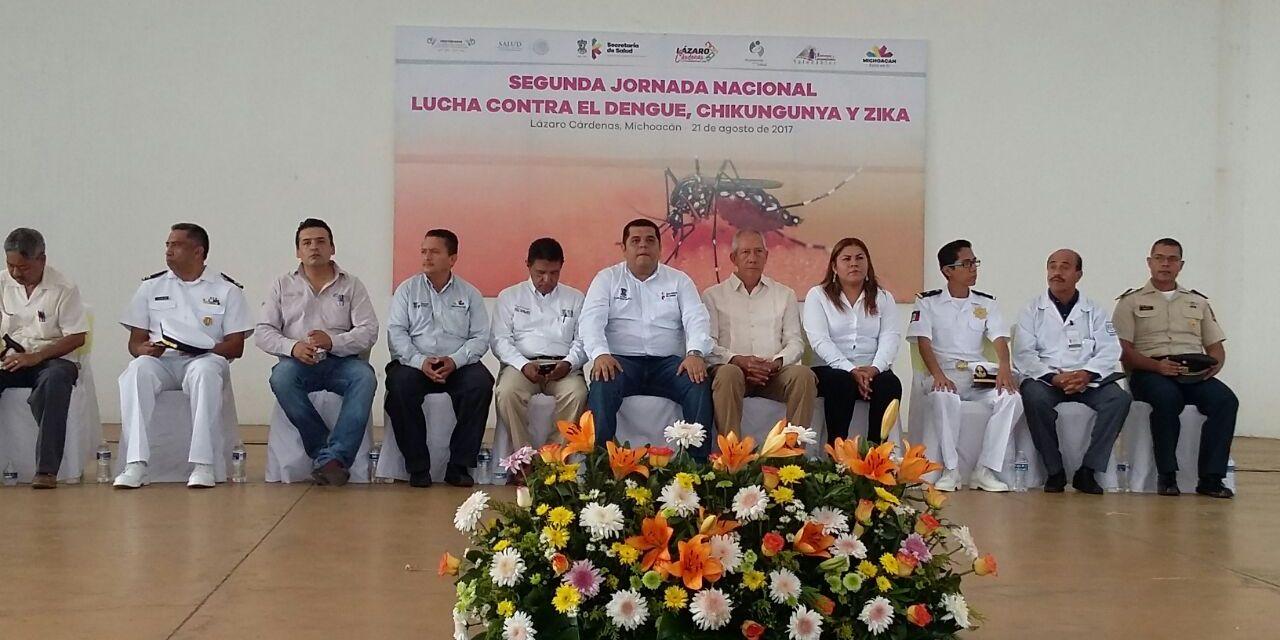 Arranco Segunda Jornada Nacional contra Dengue, Chiconguya y Zika en LC