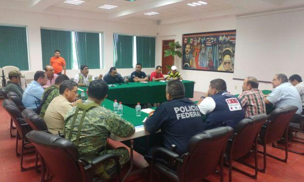 Sesionó el Comité Municipal de Protección Civil de LZC