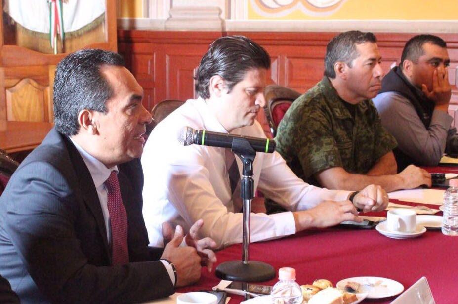 Será reforzada la coordinación para fortalecer seguridad en Morelia Adrián López