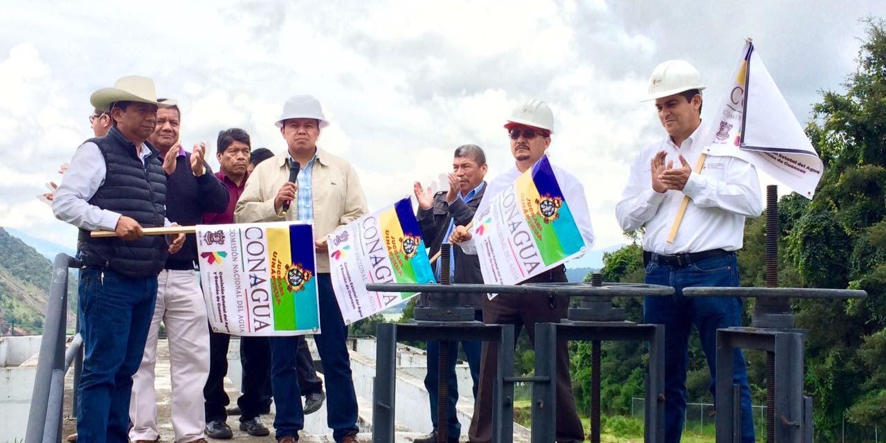 En marcha, tres importantes obras hídricas en Cherán: CEAC