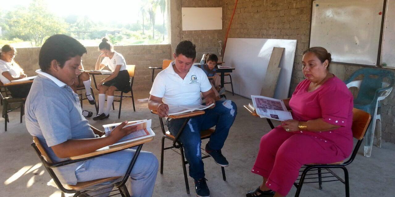El Telebachillerato Michoacán, opción de estudios para las y los adultos