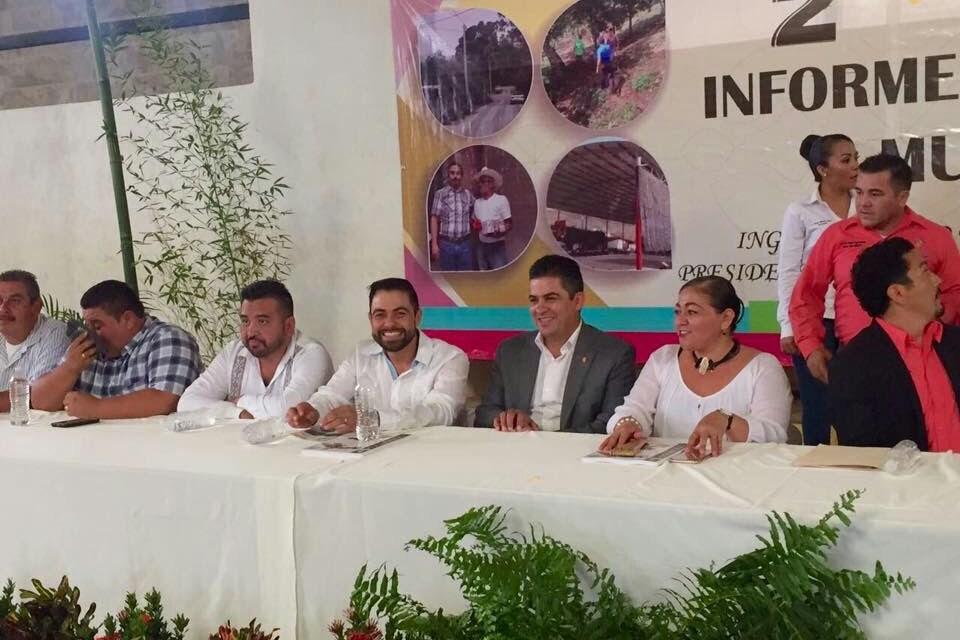 Más obras y servicios para Chinicuila con coordinación institucional