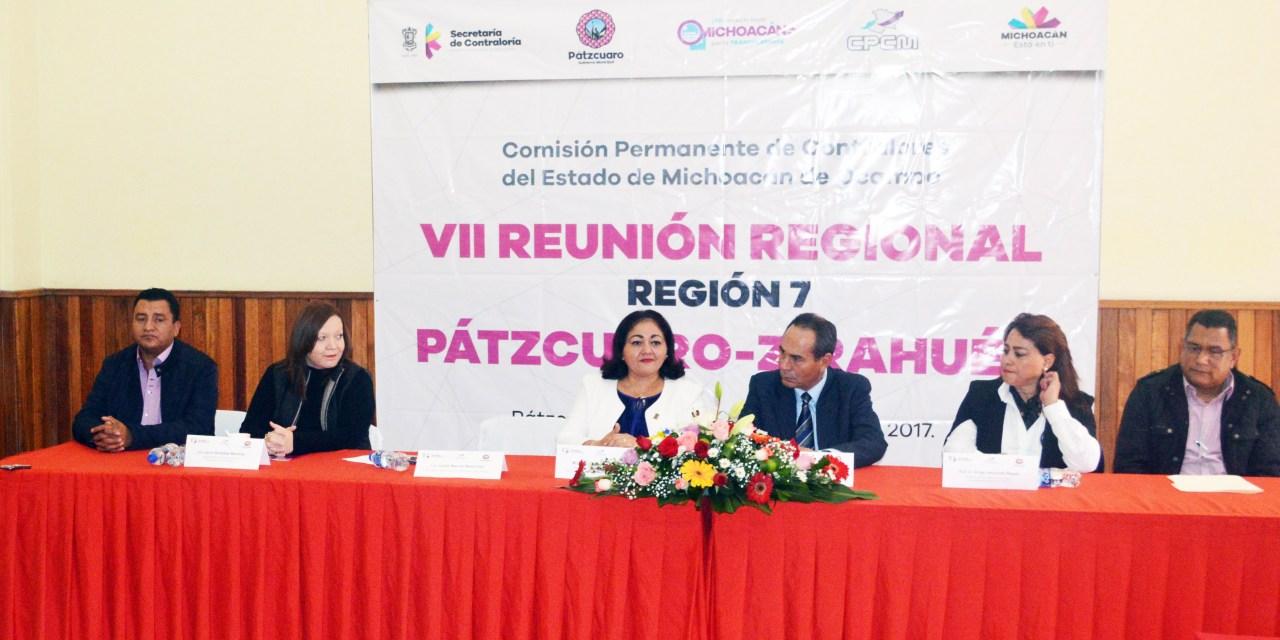 Promueve Secoem acciones específicas para el combate a la corrupción